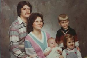 Fletcher Family 1981