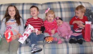 My Valentines! 2013