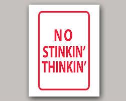 no stinkin thinkin 1